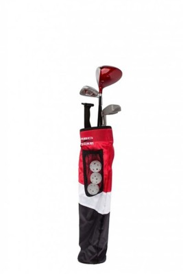 Youth Merchants of Golf Red Zone Three Piece Tube Set
