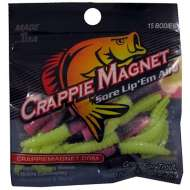 Crappie Magnet Bodies 15 Pack