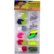 Crappie Magnet 96 Piece Kit
