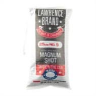 Lawrence Mag. Shot #9 25LB Bag