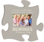 P. Graham Dunn Family Memories Puzzle Photo Frame