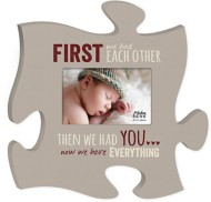 P. Graham Dunn Everything Puzzle Photo Frame