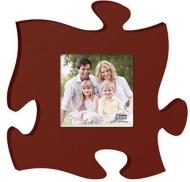 P. Graham Dunn Ruby Lips Puzzle Photo Frame