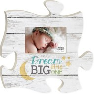 P. Graham Dunn Dream Big Puzzle Photo Frame