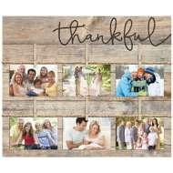 P. Graham Dunn Thankful Multiple Photo Board