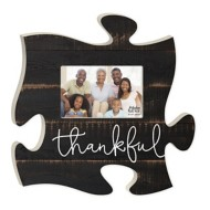 P. Graham Dunn Thankful Puzzle Photo Frame
