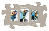 P. Graham Dunn Family First & Forever Puzzle Plaque