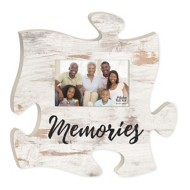 P. Graham Dunn Memories Puzzle Photo Frame