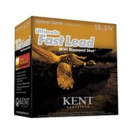Kent Ammo Ultimate Fast Lead 12ga 2 3/4in 3 3/4dr 1330 FPS 1