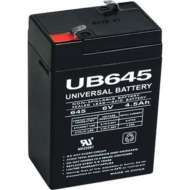Interstate 6v 4.5amp Battery for Powered Decoys