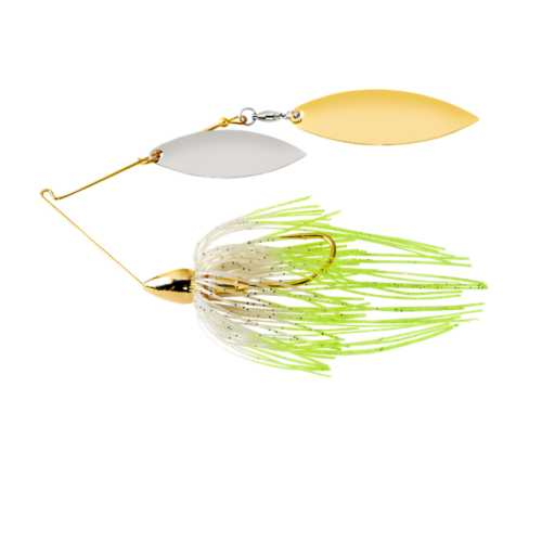 War Eagle Gold Double Willow Spinnerbait