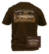 Men's Bonehead Outfitters Marble Eye Masters T-Shirt