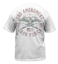 Men's Bonehead Outfitters Task Force Amendment T-Shirt