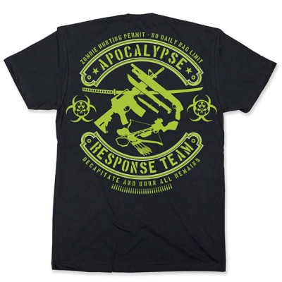 Adult Bone Head Outfitters Apocalypse T-Shirt