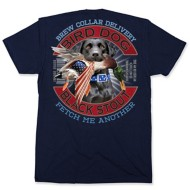 Bonehead Outfitters Brew Collar T-Shirt