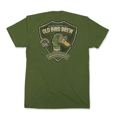 Adult BoneHead Outfitters Bird Brew T-Shirt