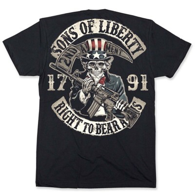 Adult Bone Head Outfitters Sons Of Liberty T-Shirt