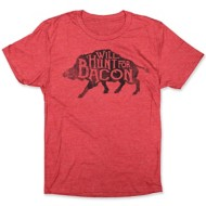 Adult BoneHead Outfitters Wild Hog Bacon T-Shirt
