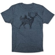 Adult BoneHead Outfitters Show me the Muley T-Shirt