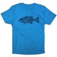 Men's Bone Head Bet Your Bass T-Shirt