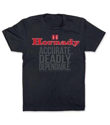 Adult BoneHead Outfitters Hornady Billboard T-Shirt