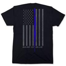 Men's Band Of Blue Classic T-Shirt