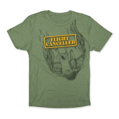 Adult Bone Head Outfitters Cancellation Duck T-Shirt