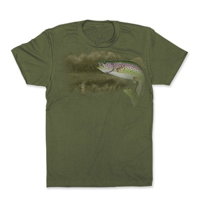 Adult Bone Head Outfitters PNW Trout T-Shirt