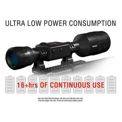 ATN Thor 4 384 1.25-5x19 Smart Thermal Riflescope