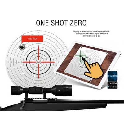 ATN X-Sight-4k Pro 3-14x Smart Day/Night Scope