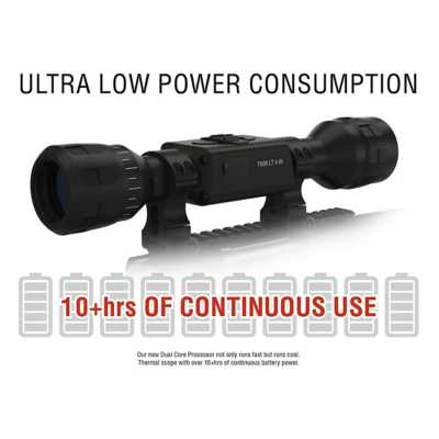 ATN Thor LT 4-8x25 Thermal Riflescope
