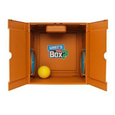 """""""What's In The Box?"""" Game"""