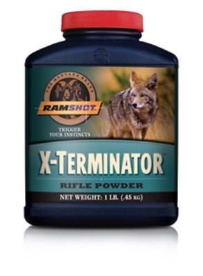 Ramshot X-Terminator Rifle Powder