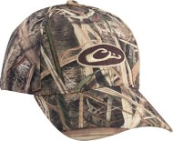Drake Waterproof Camo Hat