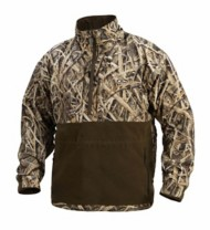 Men's Drake MST Eqwader Plus Quarter-Zip Pullover