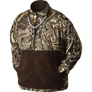 Men's Drake MST Camo Eqwader Plus 1/4 Zip