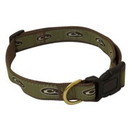 Drake Waterfowl Team Dog Adjustable Dog Collar