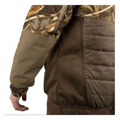 Men's Drake Waterfowl LST Guardian Flex Down Eqwader Jacket