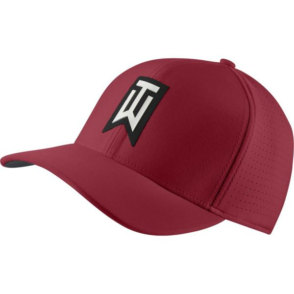 f2e8ba16f6e Tap to Zoom  Gym Red Anthracite Black Tap to Zoom  Nike AeroBill Tiger  Woods Classic 99 Golf Hat