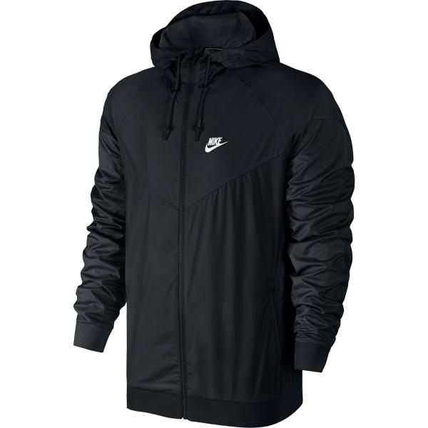 d7196e557105 ... Men s Nike Sportswear Windrunner Jacket Tap to Zoom  Black Black Black  White