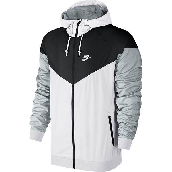 b679ce44f9 ... Men s Nike Sportswear Windrunner Jacket Tap to Zoom  White Black Tap to  Zoom ...