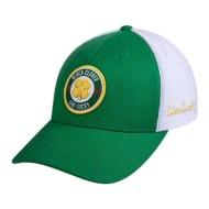Men's Black Clover Anniversary Patch Snapback Hat