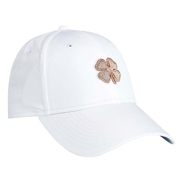 White/Metallic Rose