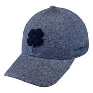 Men's Black Clover Levi Luck Denim Fitted Hat