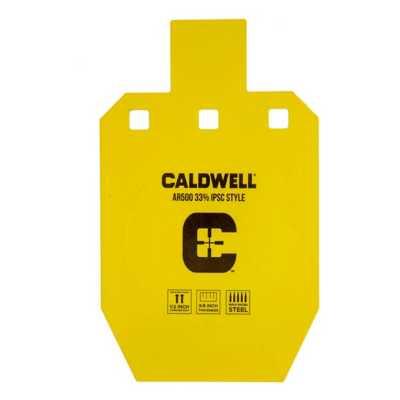 Caldwell AR500 IPSC Steel Target