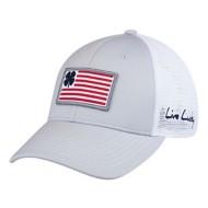 Men's Black Clover Brave Luck 1 Mesh Hat