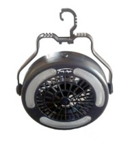 Trophy Angler Deluxe LED Light and Fan Combo