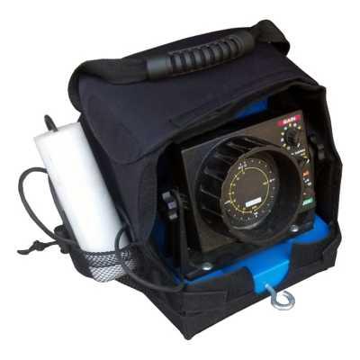 Trophy Angler Square Bottom Electronics Bag