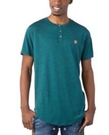 Men's Tentree Long T-Shirt Henley