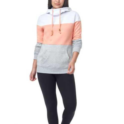 White/Chinook Orange/Hi Rise Grey Heather